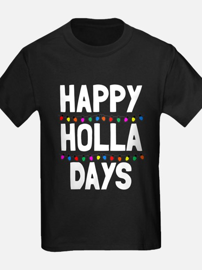 Happy holla days T