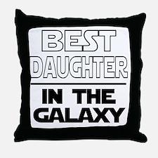 Cute Nerds love Throw Pillow