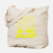 Cute Uncle to be Tote Bag