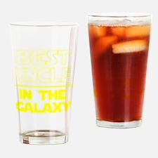 Cute Geeky Drinking Glass