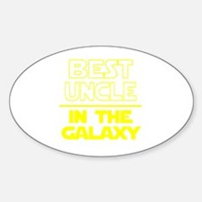 Cute Uncle to be Decal