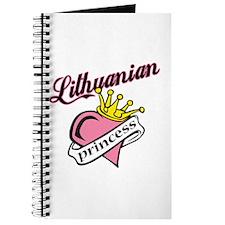 Lithuanian Princess Journal