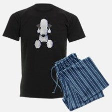 KiniArt Bedlington Terrier Pajamas
