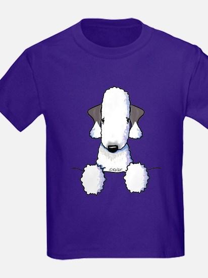 KiniArt Bedlington Terrier T