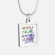 NEVER A FAILURE Necklaces