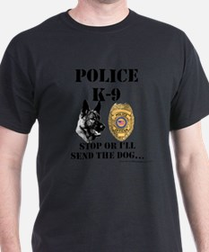 Unique K 9 T-Shirt