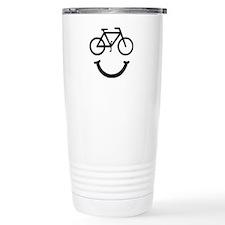 Unique Cyclist Travel Mug