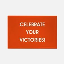 CELEBRATE YOUR VICTORIES! Magnets