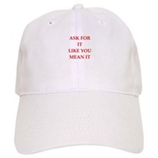 ask Baseball Baseball Cap