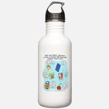 Unique Mohammed Water Bottle