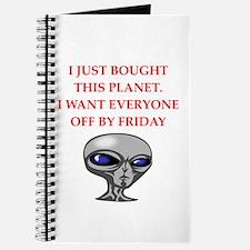 alien invasion Journal