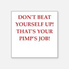 pimp Sticker