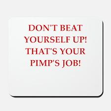 pimp Mousepad