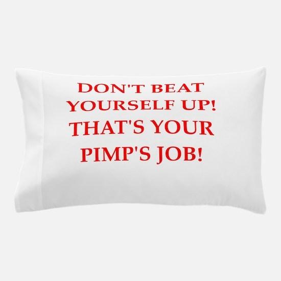 pimp Pillow Case