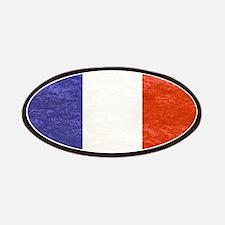 vintage flag of France Patch