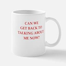 self centered Mugs