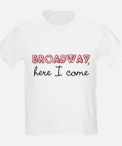 Unique Broadway les miserables T-Shirt