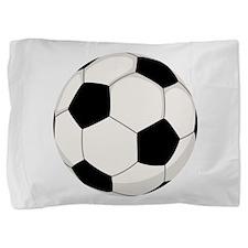 Soccer Ball Pillow Sham