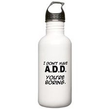 ADDShirt Water Bottle