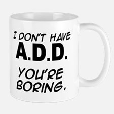 ADDShirt Mugs