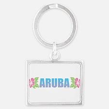 Aruba Design Keychains