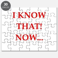 know Puzzle