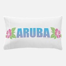 Aruba Design Pillow Case