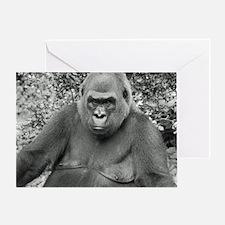 Funny Bronx zoo Greeting Card