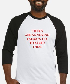 ethics Baseball Jersey