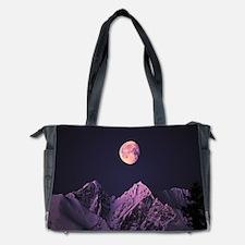 Mountain Moon Diaper Bag