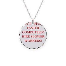 employer Necklace