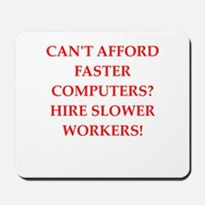 employer Mousepad