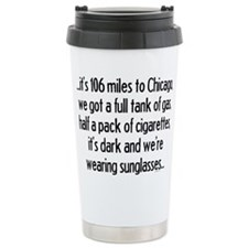 Funny Entertainment pop culture Travel Mug