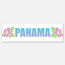 Panama Design Bumper Bumper Bumper Sticker