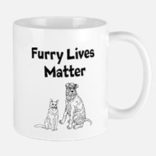 Furry Lives Matter Mugs