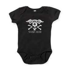 Cute Offensive Baby Bodysuit