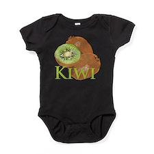 Unique Veganer Baby Bodysuit