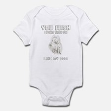 Shih Tzu Infant Bodysuit