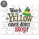 Buddy the elf Puzzles