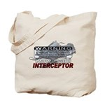 Interceptor Warning II Tote Bag