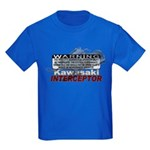 Interceptor Warning II Kids Dark T-Shirt