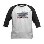 Interceptor Warning II Kids Baseball Jersey