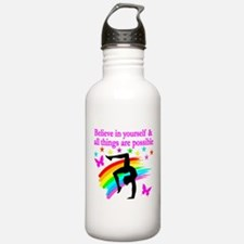 GYMNAST FAITH Sports Water Bottle