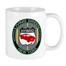 Living Green Hybrid New York Mug