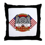 Republican Attack Machine Throw Pillow