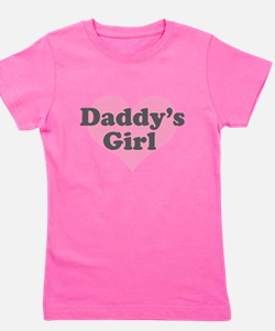 Funny Daddys Girl's Tee