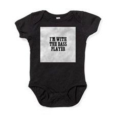 Cool I'm with the band Baby Bodysuit