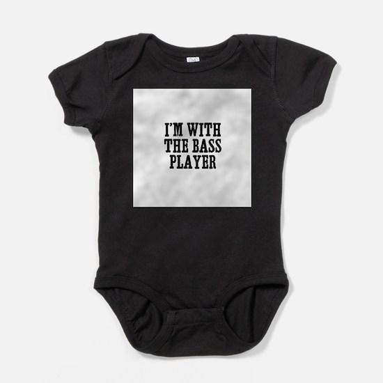 Unique Jazz Baby Bodysuit