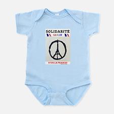 SOLIDARITE - PARIS 13.11.15 0 - TERROR A Body Suit