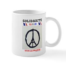 SOLIDARITE - PARIS 13.11.15 0 - TERROR ATTACK Mugs